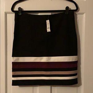 White House Black Market Skirt, Size 8